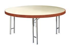 Mēbeļu noma pasākumiem - apaļie galdi
